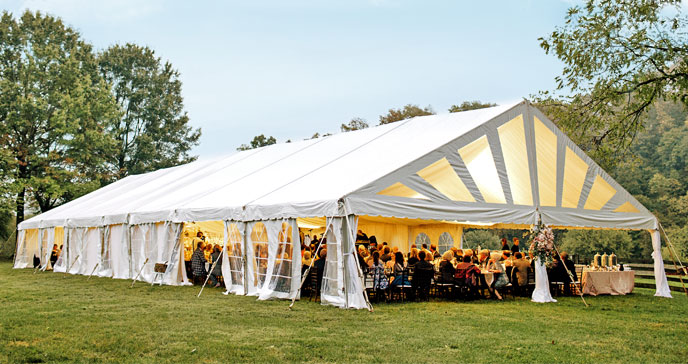 Different Factors To Account For Renting Party Tents Msft Place
